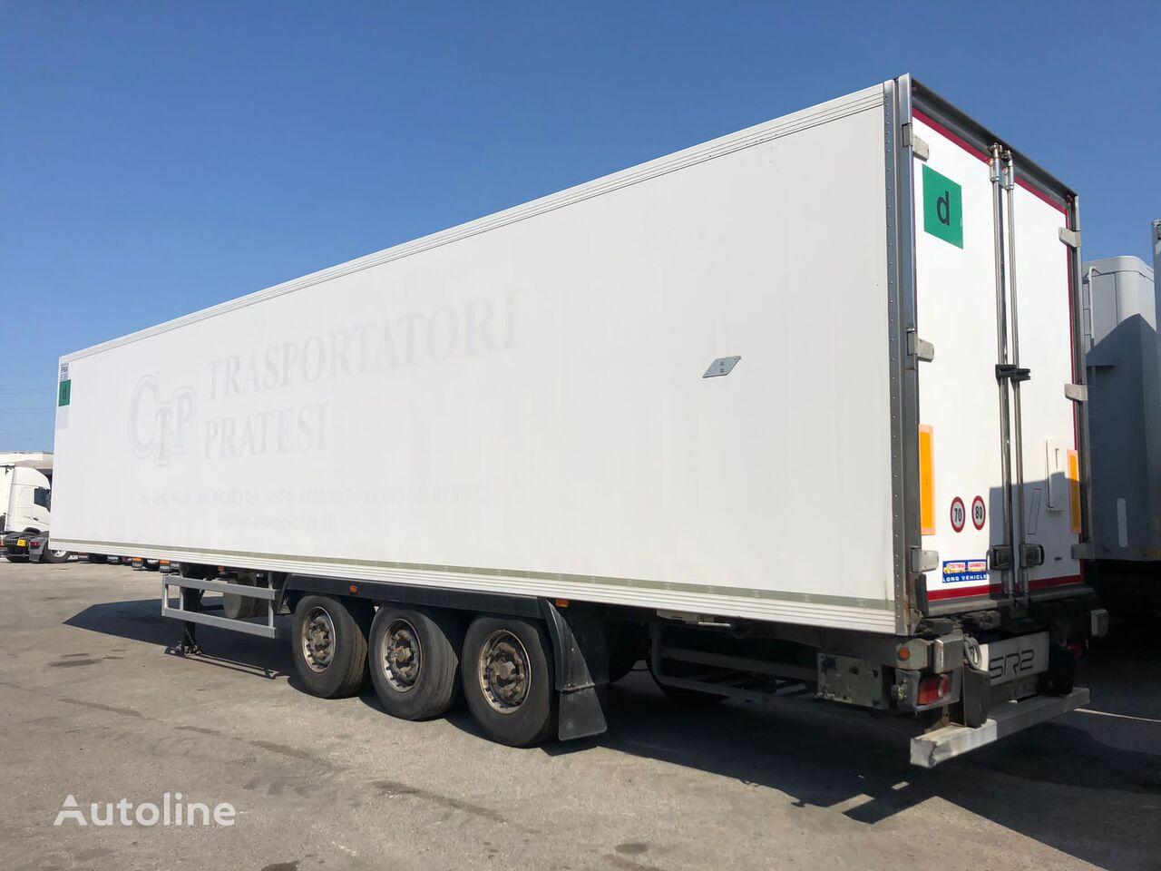 LAMBRECHT Lamberet Frigo, FNA luglio 2024 refrigerated semi-trailer