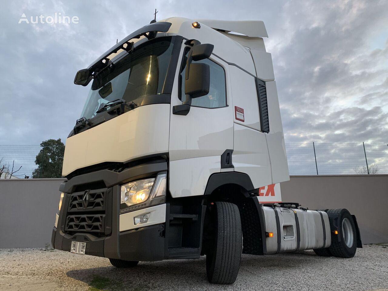 RENAULT 2017 -T 440 Comfort - Km 480.000 motore Volvo 12777 cc, 450 CV tractor unit