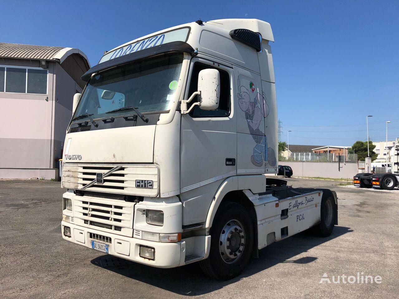 trattore stradale VOLVO FH 12 380 - anno 2000