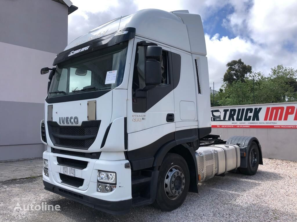 trattore stradale IVECO Stralis HIWay 460, anno 2014, Km 479.000, RETARDER