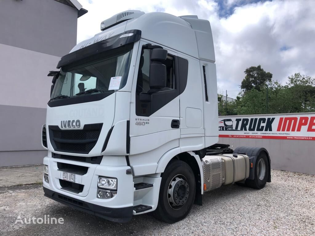 trattore stradale IVECO Stralis HiWay