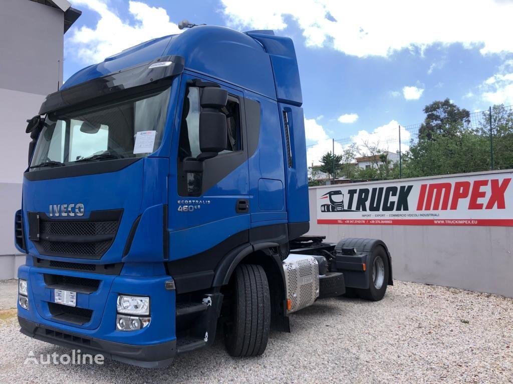 trattore stradale IVECO Stralis HiWay anno 2015, km 574.000, Retarder